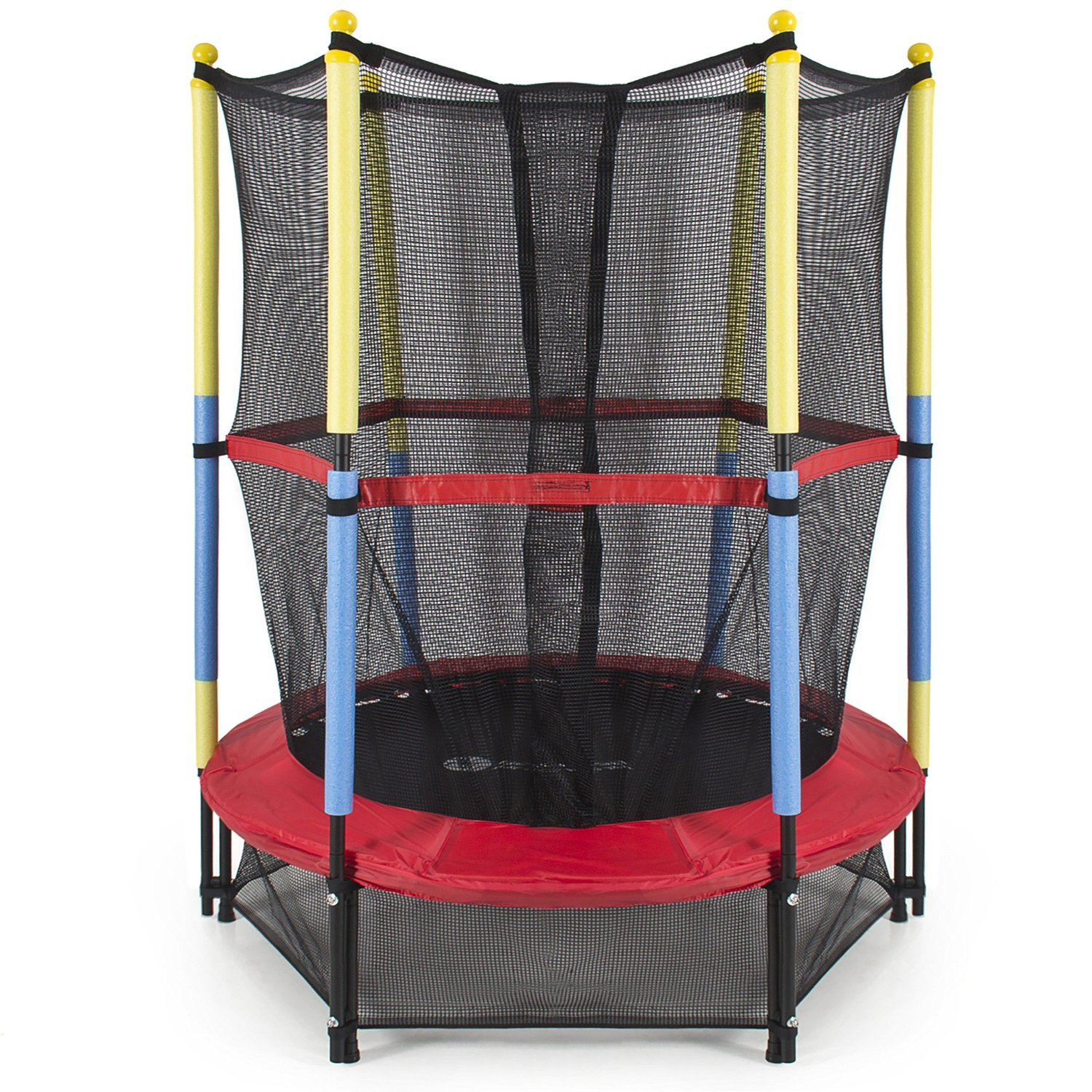 Kids Jumping Trampoline For Fun Fitness